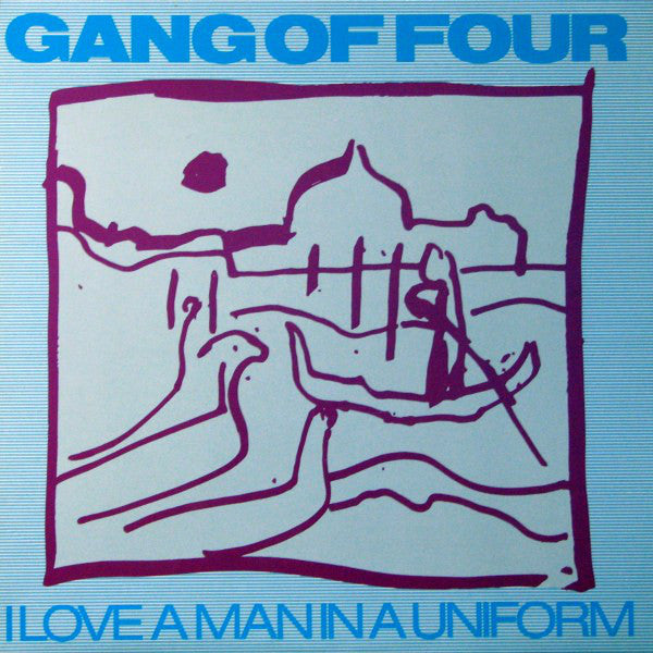 "Gang Of Four - I Love A Man In A Uniform (12"") - USED"