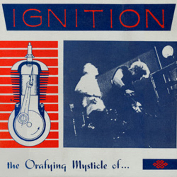 Ignition (5) - The Orafying Mysticle Of... (LP, Album) - USED