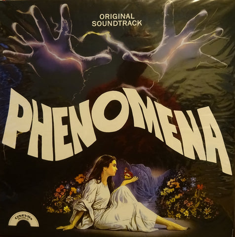 Goblin, Claudio Simonetti, Fabio Pignatelli - Phenomena (LP, Album) - NEW