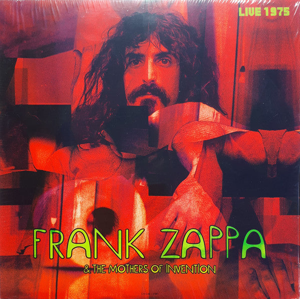 Frank Zappa & The Mothers Of Invention* - Live In Vancouver 1975 (2xLP, Unofficial) - NEW