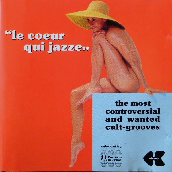 Various - Le Coeur Qui Jazze (CD, Comp) - USED