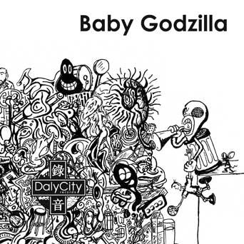 Various - Baby Godzilla (CD, Comp) - USED