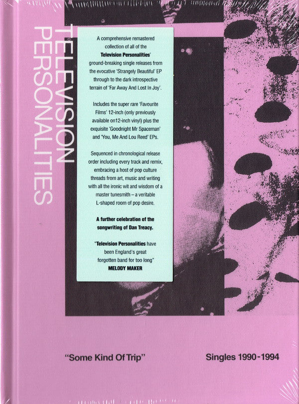 Television Personalities - Some Kind Of Trip (Singles 1990-1994) (2xCD, Comp, RM) - NEW