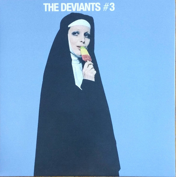 The Deviants (2) - The Deviants #3 (LP, Album, Ltd, RE, Whi) - NEW