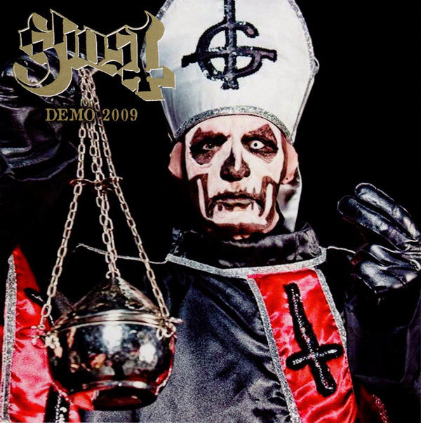 Ghost (32) - Demo 2009 (CD, Ltd, RE, Unofficial) - NEW