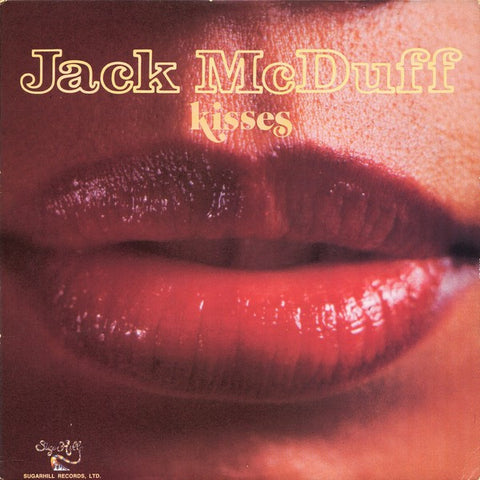 Jack McDuff* - Kisses (LP, Album) - USED