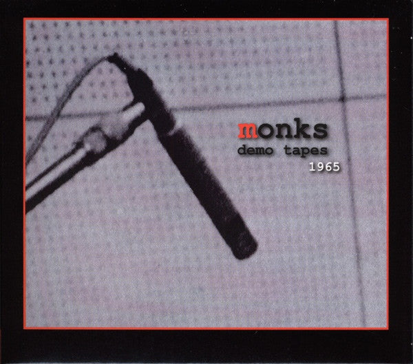 Monks* - Demo Tapes 1965 (CD, Comp, RE) - NEW