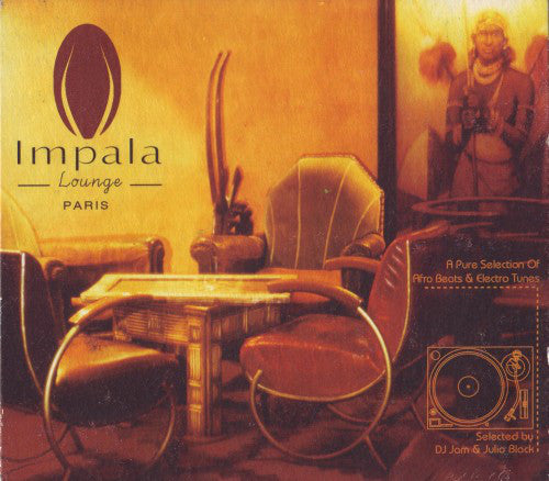 Various - Impala Lounge (2xCD, Comp) - USED