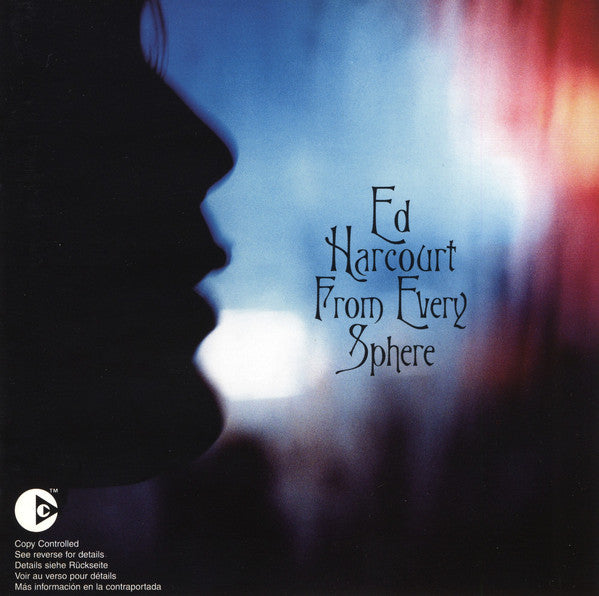Ed Harcourt - From Every Sphere (CD, Album, Copy Prot.) - USED