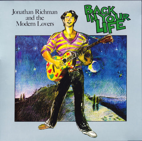 Jonathan Richman & The Modern Lovers - Back In Your Life (LP, Album, Num, RE, Sil) - NEW