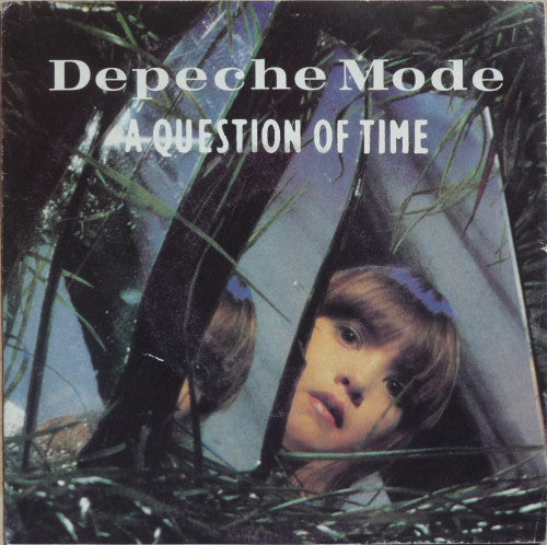 "Depeche Mode - A Question Of Time (7"", Single) - USED"