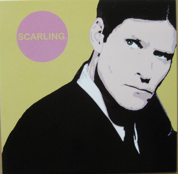 "Scarling. - Crispin Glover (7"", Single, Pin) - USED"