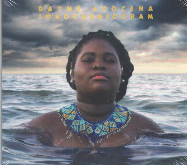 Daymé Arocena - Sonocardiogram (CD, Album) - NEW