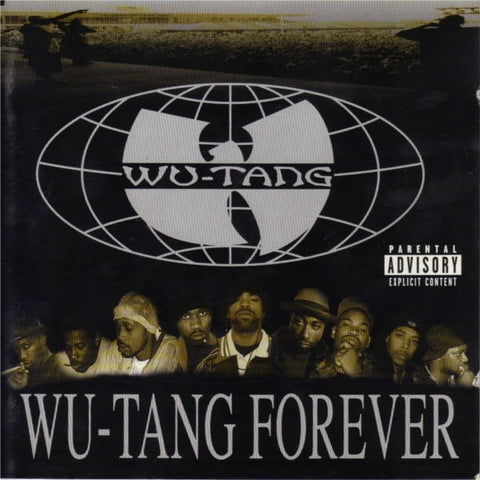 Wu-Tang Clan - Wu-Tang Forever (2xCD, Album, RE) - USED