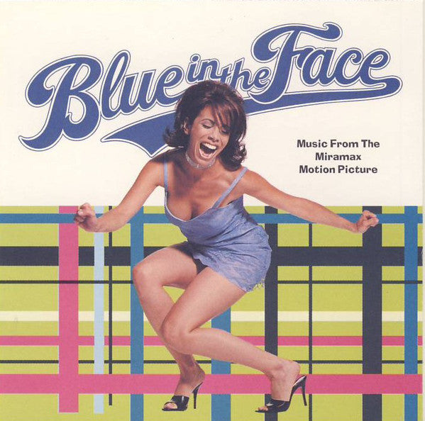 Various - Blue In The Face - Music From The Miramax Motion Picture (CD, Comp) - USED