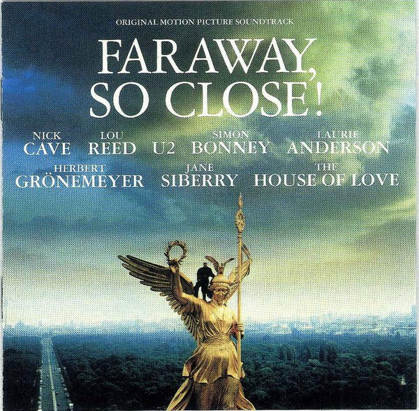Various - Faraway, So Close! (Original Motion Picture Soundtrack) (CD, Album) - USED