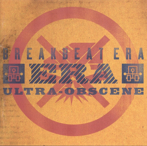 Breakbeat Era - Ultra-Obscene (CD, Album) - USED