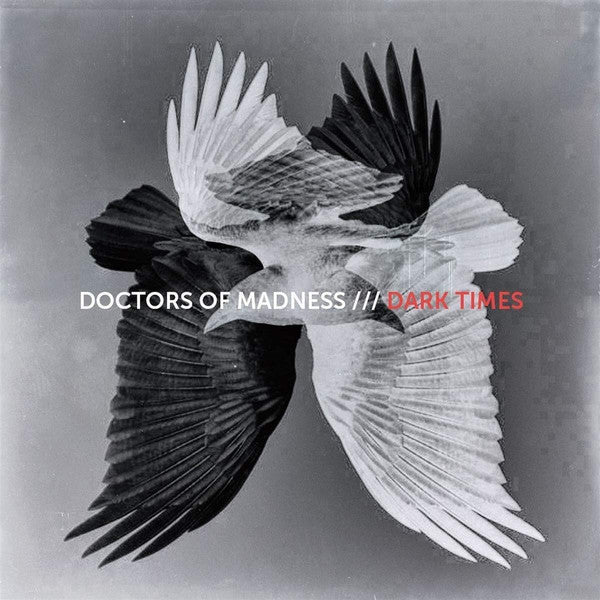 Doctors Of Madness - Dark Times (CD, Album) - NEW