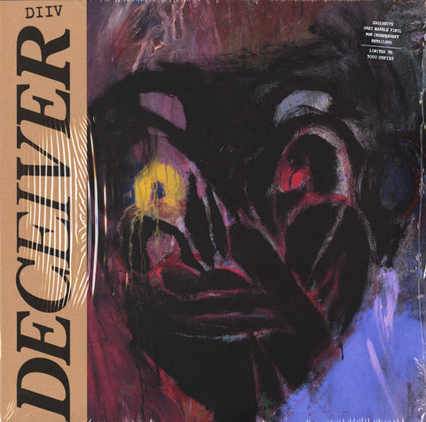 DIIV - Deceiver (LP, Album, Ltd, Gre) - NEW