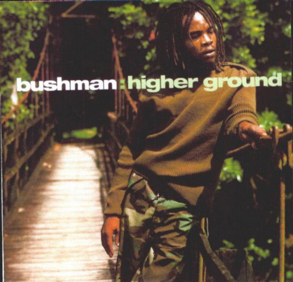 Bushman (3) - Higher Ground (CD, Album) - USED