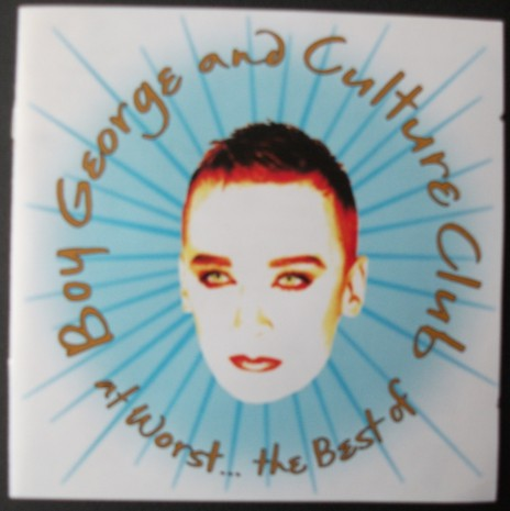 Boy George And Culture Club - Best Of Boy George / At Worst... The Best Of (CD, Comp) - USED