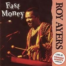 Roy Ayers - Fast Money (CD, Album) - USED