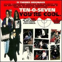 Ten-O-Seven - You're Cool (LP, Red) - USED