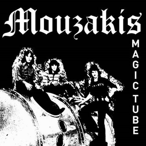 Mouzakis - Magic Tube (LP) - NEW