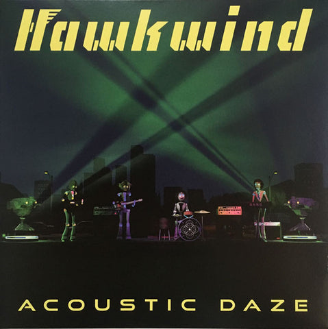 Hawkwind - Acoustic Daze (LP, Album, Ltd, Gat) - NEW