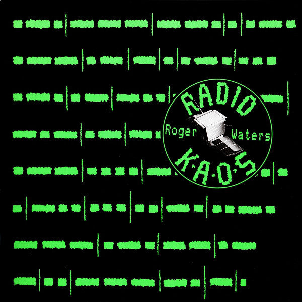 Roger Waters - Radio K.A.O.S. (CD, Album, RE) - USED
