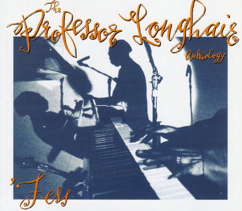 Professor Longhair - Fess: The Professor Longhair Anthology (2xCD, Comp + Box) - USED