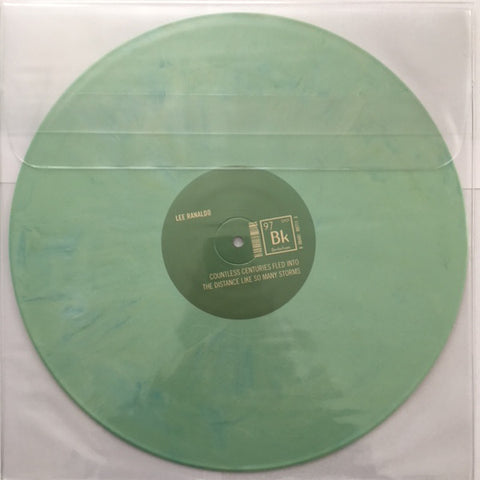 "Lee Ranaldo - Countless Centuries Fled Into The Distance Like So Many Storms (12"", S/Sided, Etch, Ltd, Gre) - USED"