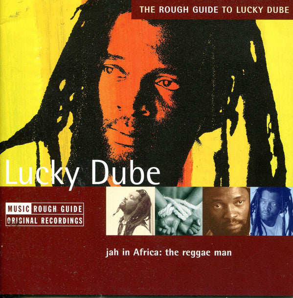 Lucky Dube - The Rough Guide To Lucky Dube (CD, Comp) - USED