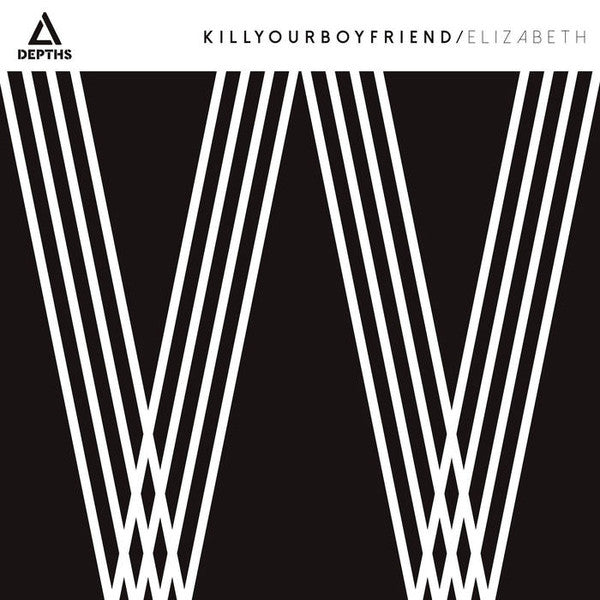 "Kill Your Boyfriend (2) - Elizabeth (7"", Ltd) - NEW"