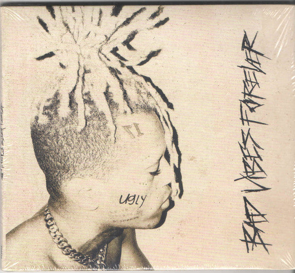 Xxxtentacion - Bad Vibes Forever (CD, Album) - NEW