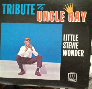 Little Stevie Wonder* - Tribute To Uncle Ray (LP, Album, RE) - USED