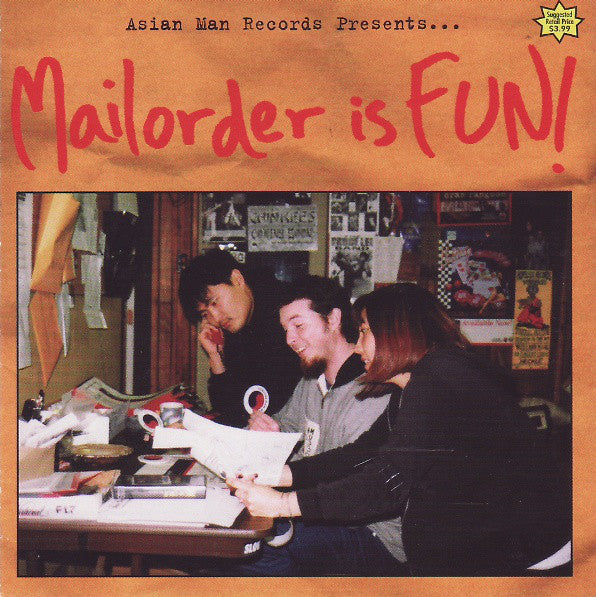 Various - Mailorder Is Fun! (CD, Comp) - USED