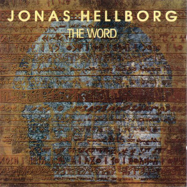 Jonas Hellborg - The Word (CD, Album) - USED