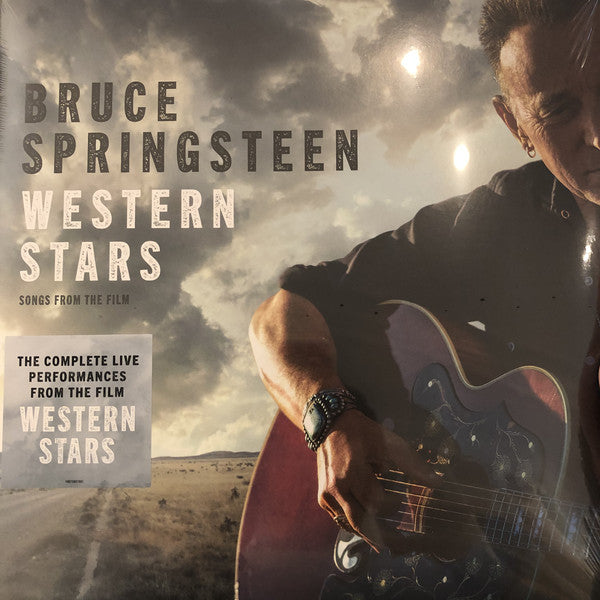 Bruce Springsteen - Western Stars – Songs From The Film (2xLP, Album) - NEW