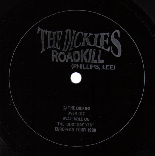 "The Dickies - Roadkill (Flexi, 7"", S/Sided) - USED"