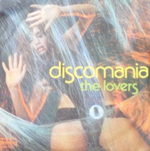 "The Lovers (5) - Discomania (7"") - USED"