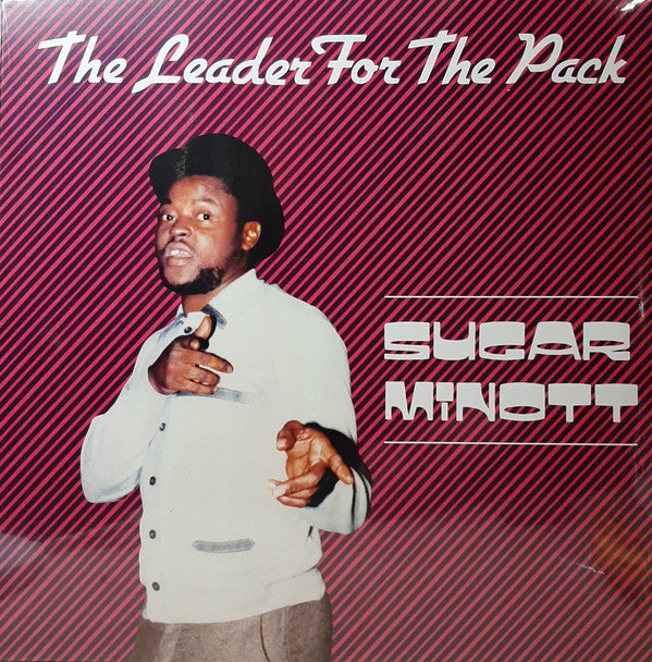 Sugar Minott - The Leader For The Pack (LP, Album, RE) - NEW