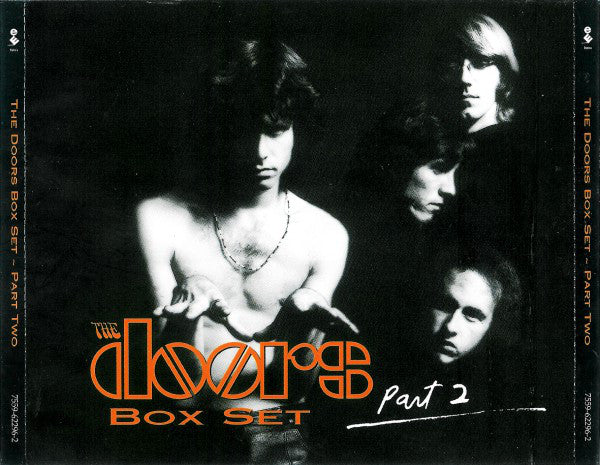 The Doors - Box Set - Part 2 (2xCD, Comp) - USED