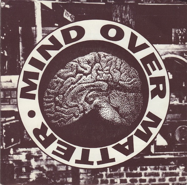 "Mind Over Matter (3) - Mind Over Matter  (7"") - USED"