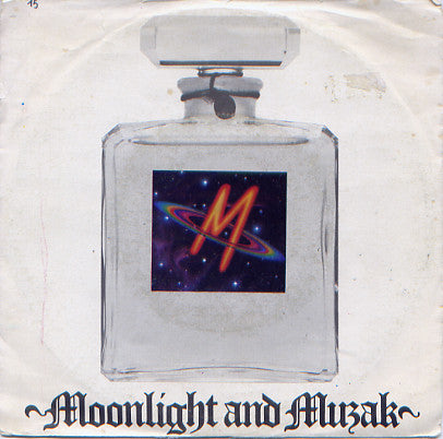 "M (2) - Moonlight And Muzak (7"", Single) - USED"