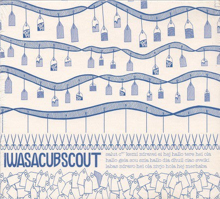 I Was A Cub Scout - Iwasacubscout (CD, EP) - USED