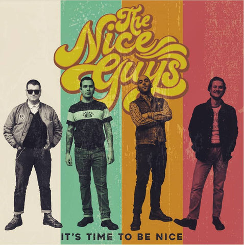 The Nice Guys (5) - It 's Time To Be Nice (CD, Album) - NEW