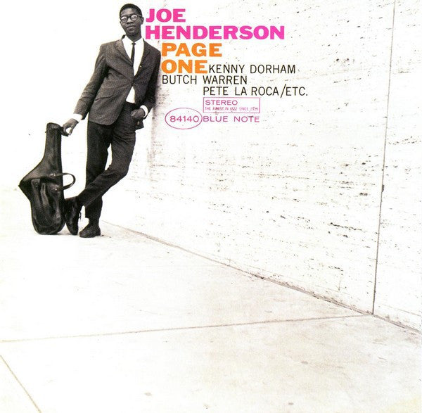 Joe Henderson - Page One (CD, Album, RE, RM) - USED