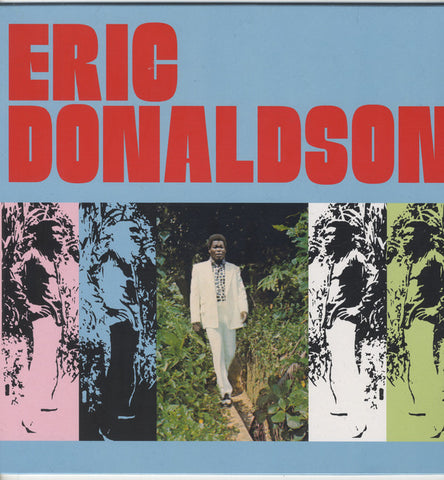 Eric Donaldson - Eric Donaldson (LP, Album, RE) - NEW