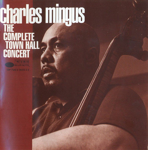 Charles Mingus - The Complete Town Hall Concert (CD, Album, RE) - NEW